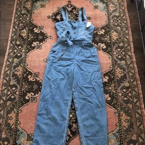 NWT AF chambray jumpsuit MT